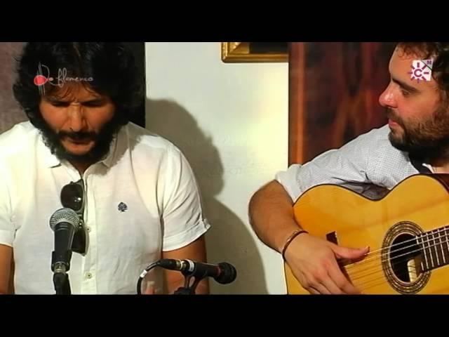 Vídeo de Antonio Reyes cantando bulerías
