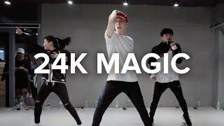 24K Magic - Bruno Mars / Kasper Choreography