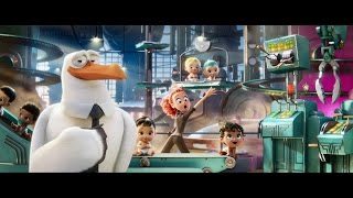 'Storks' Official Announcement Trailer (2016) HD