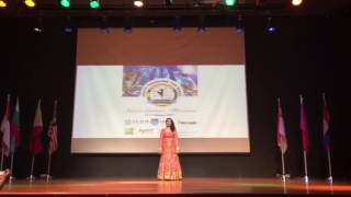Solo Dance Performance by Ms.Seema (Cham Cham)
