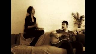 Natural Blues- Moby (acoustic cover by Debbie & Ryen)