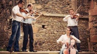 Coldplay - Viva La Vida violin instrumental cover - string quartet