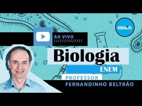 Enem para todos com professor Fernandinho Beltrão #392 Sucessão ecológica