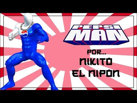 Pepsiman (Playstation)... por Nikito el Nipón