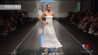 ICONIQUE GRAND DEFILE Lingerie Magazine SS 2019 CP Moscow - Fashion Channel