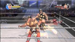 WWE All Stars DLC Quick Look - The American Dream Dusty Rhodes