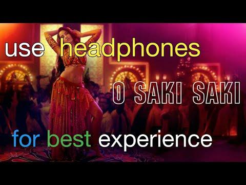 Download thumbnail for O SAKI SAKI (8D AUDIO)  BATLA HOUSE