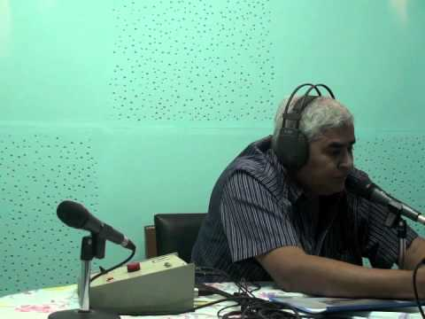 Prof. Hersh Chadha talks on issues related to environment in Nepal on TU FM 107