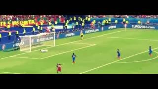 Portugal Vs France 1-0 Eder Amazing Goal Euro 2016 Final