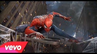 "(MARVEL) SPIDER MAN PS4 MUSIC VIDEO ""SKILLET"""