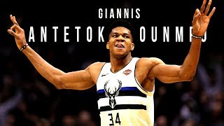 "Giannis Antetokounmpo - ""See Me Fall"" - NBA Mix"