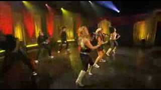 Dance Me If You Can by Cheetah Girls [SOUNDCHECK PERFORMANCE].flv