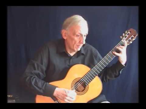 J  S  Bach - Air on G String BWV 1068 - Guitar César Amaro