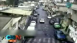 Revelan video de familia dedicada a la venta de drogas en el DF