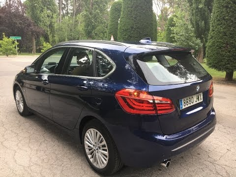 BMW Active Tourer 218d - Prueba en Portalcoches