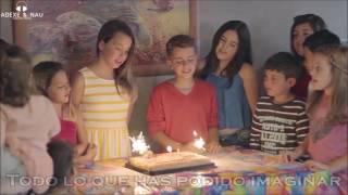 Cumpleaños Feliz - Adexe ft  Ariann - Letra