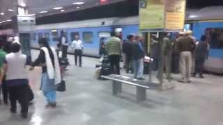 View Chandigarh Railway Station