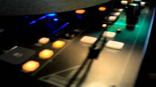 Novation Dicer on the Numark TTX Turntable