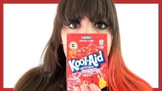 How to dye your hair with Kool-Aid