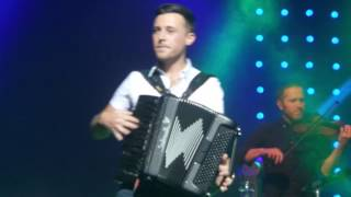 Nathan Carter Live in Edinburgh - Accordion Medley