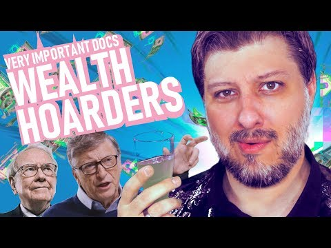 Wealth Hoarders (Why Wealth Inequality is a Problem)