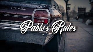 """Pablo's Rules"" Dark Latin Trap Beat - Hip hop Instrumental 2018 - Latin Music (Uness Beatz)"