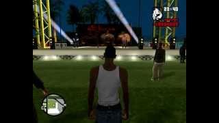 Концерт Eazy-E для GTA San Andreas (Beta) / Eazy-E Live in GTA San Andreas (Beta)