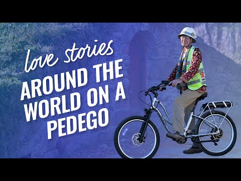 Around the World on a Pedego | Love Stories | Pedego Electric Bikes