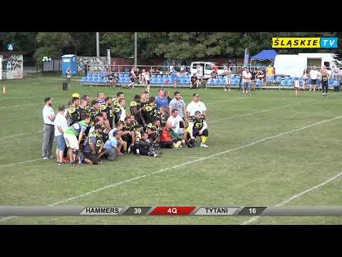 LFA2 2019: Hammers Łaziska vs Tytani Lublin