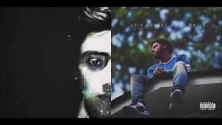 La Bayadere Rap  (J Cole - Wet Dreamz Instrumental w/ hook, Forest Hill Drive 2014)