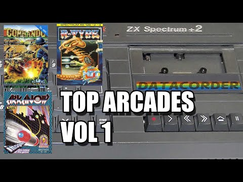 TOP 20 ZX SPECTRUM ARCADE CLASSICS VOL 1