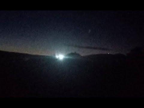 """""""Trabzon'a göktaşı düştü; birçok ilden görüldü"""" iddiası"""