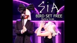 SIA - Bird Set Free - Backing Vocals