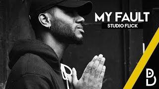 "Making a Bryson Tiller Type Beat ""MY FAULT"" - Trapsoul Instrumental by DopeBoyzMuzic 2018"