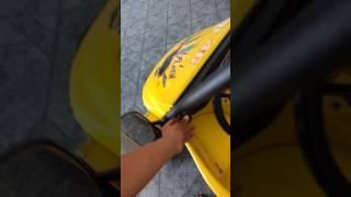 MINI BUGGY COM FREIO DE MOTO? Mega Review