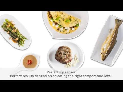 Bosch spishällar med PerfectFry