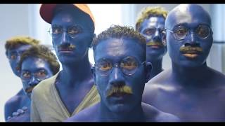 SHOCKING REVEAL | Never Nudes Try Out for Blue Man Group