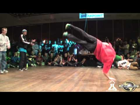 TATANAKA vs NATURAL EFFECTS | FLOOR WARS 2012