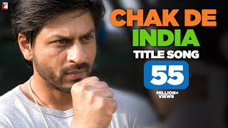 Chak De India | Full Title Song | Shah Rukh Khan | Sukhvinder Singh | Salim | Marianne D'Cruz