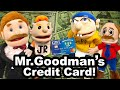 SML Movie: Mr. Goodman's Credit Card!