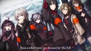 【Nightcore】→ Kids In The Dark (Female) || Lyrics