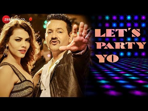 LET'S PARTY YO LYRICS - Deb Bhaumik