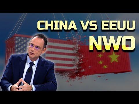 Pedro Baños – China VS EEUU y el Nuevo Orden Mundial