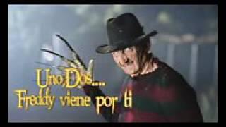 Freddy canción!!! kruger