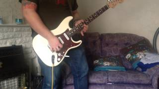 Alan Parsons Project - Wouldn't Wanna Be Like You Guitar Cover