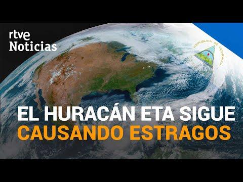 ETA ya se ha convertido en DEPRESIÓN TROPICAL pero ha dejado decena de miles de damnificados | RTVE