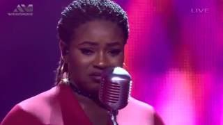 """I'd Rather Go Blind""  The Voice Nigeria 2016- Shaminnah"