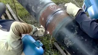 Gas tungsten arc welding (GTAW) or TIG