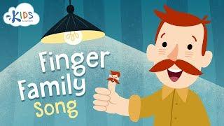 The Finger Family | Song
