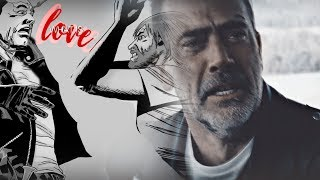 rick & negan | what is love? [+8x16]